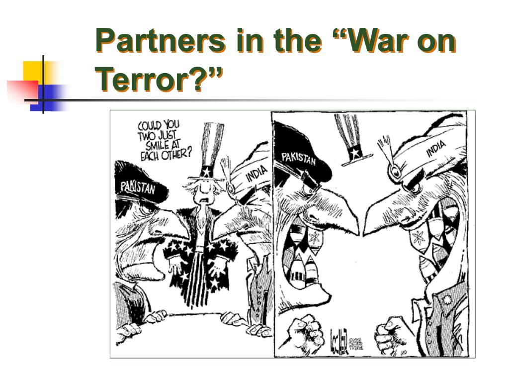 "Partners in the ""War on Terror?"""