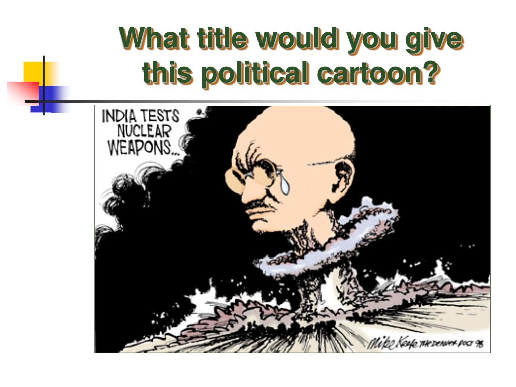 What title would you give this political cartoon?