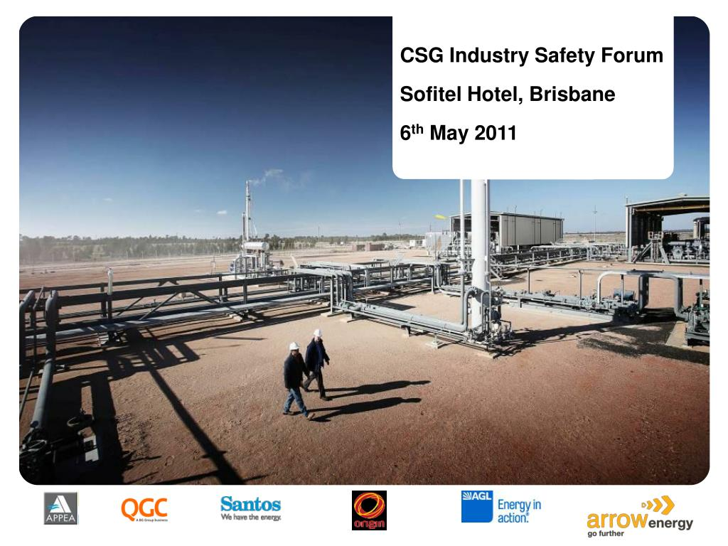 CSG Industry Safety Forum