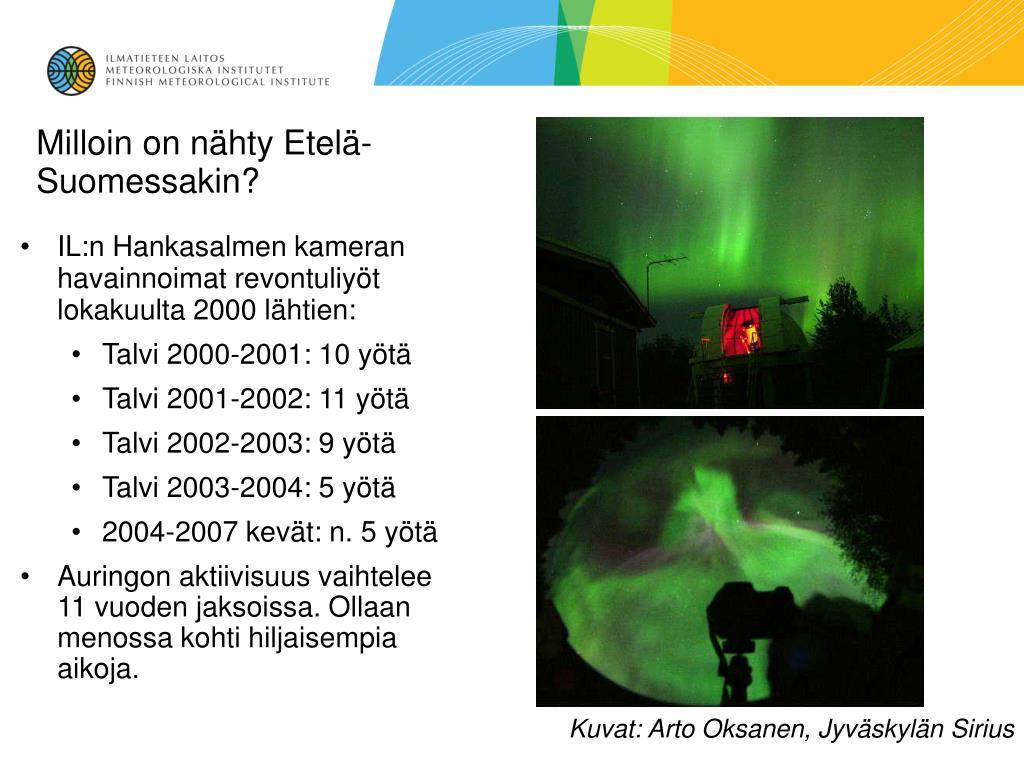 Kuvat: Arto Oksanen, Jyväskylän Sirius