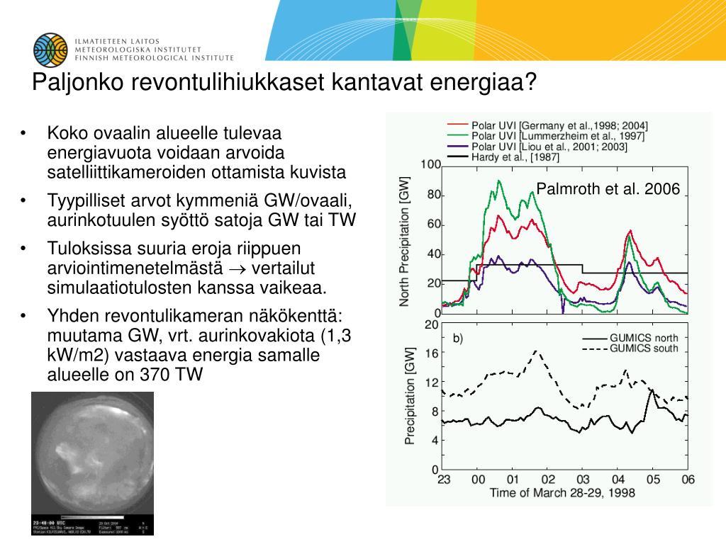 Palmroth et al. 2006