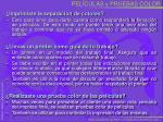 pel culas y pruebas color