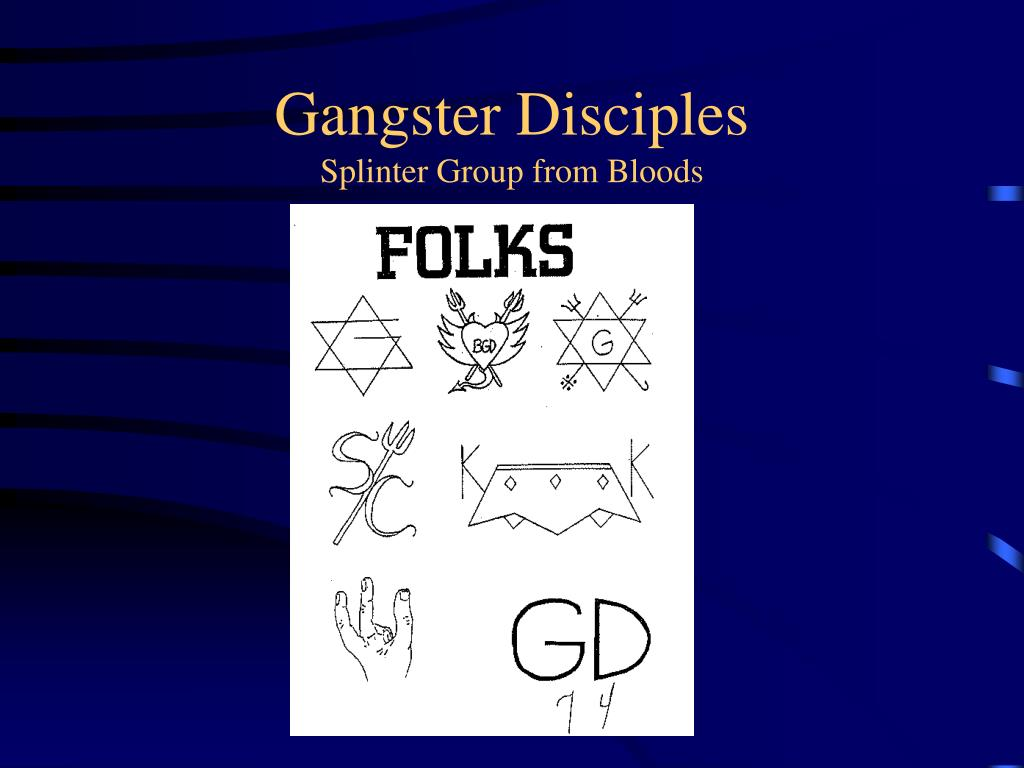 Gangster Disciples