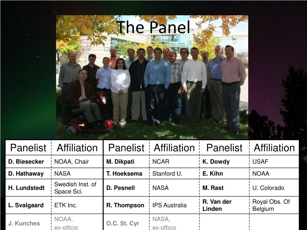 The Panel