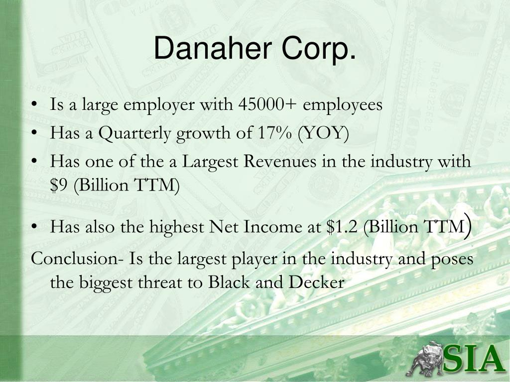 Danaher Corp.