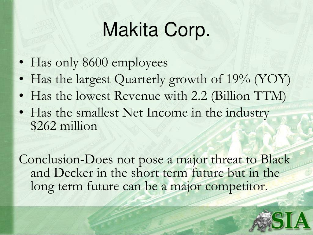 Makita Corp.
