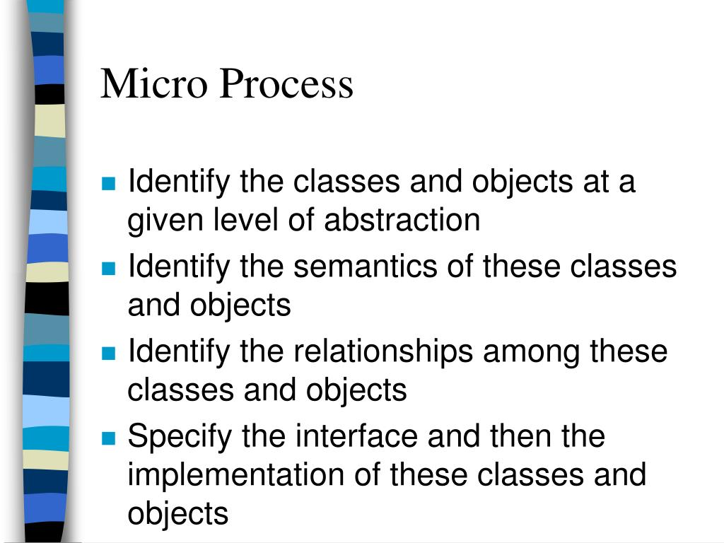 Micro Process