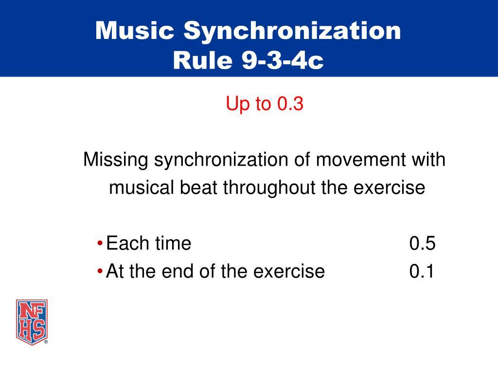 Music Synchronization