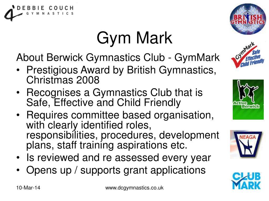 Gym Mark