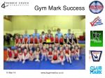gym mark success