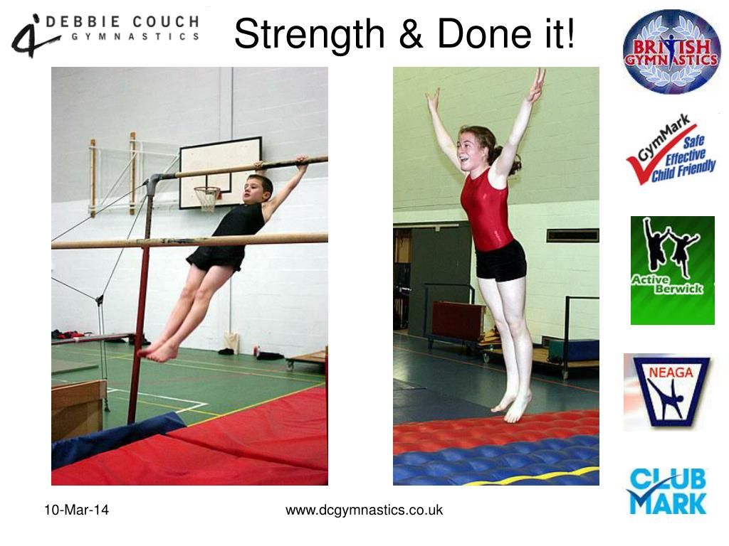 Strength & Done it!