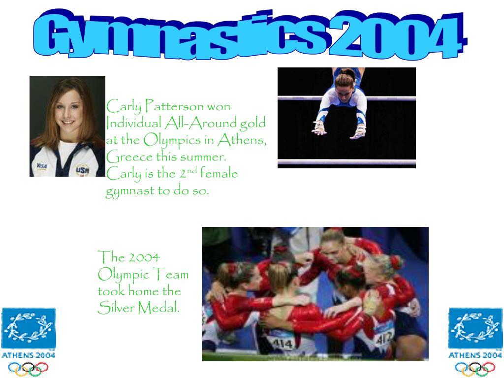 Gymnastics 2004