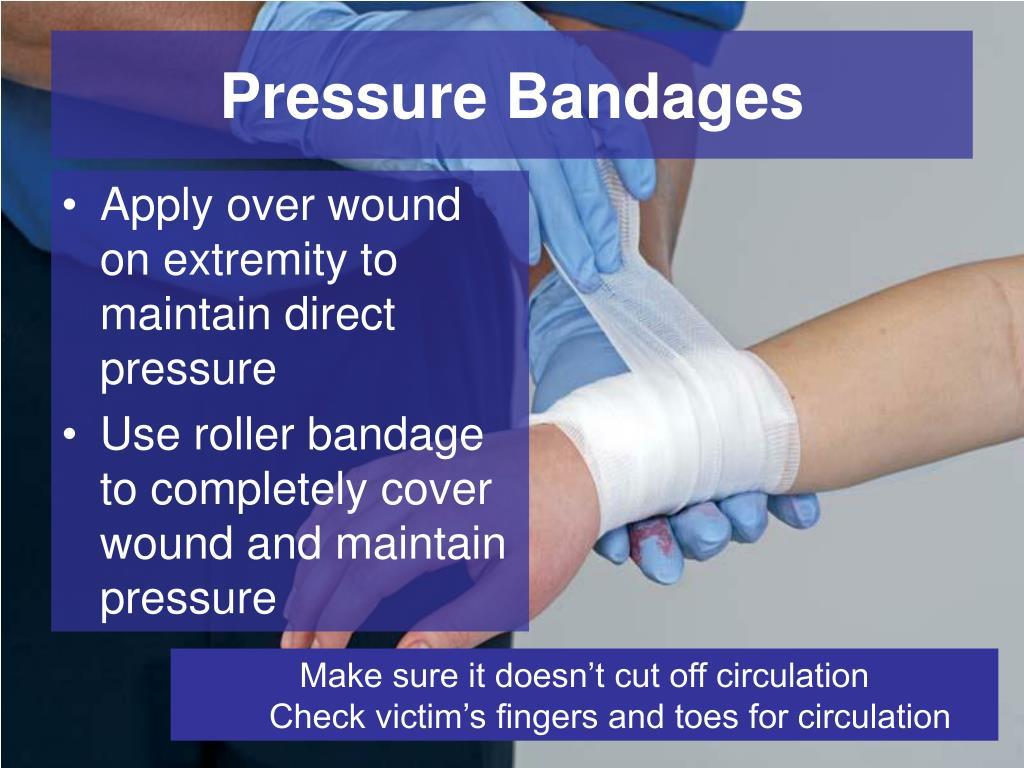 how to make a deep finger cut stop bleeding