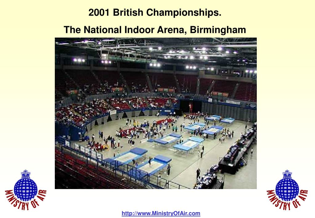 2001 British Championships.