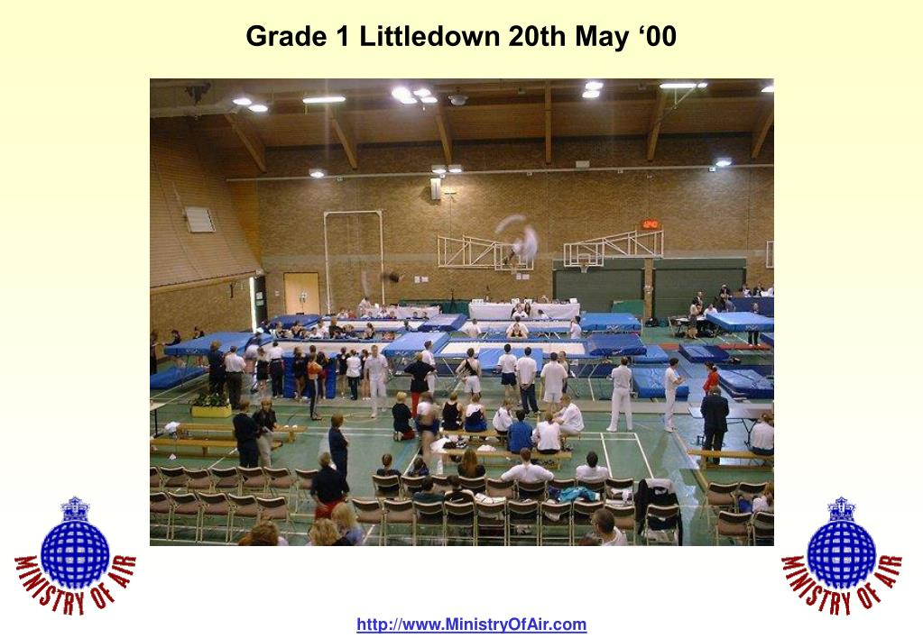 Grade 1 Littledown 20th May '00