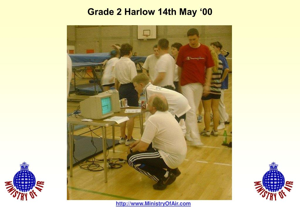 Grade 2 Harlow 14th May '00