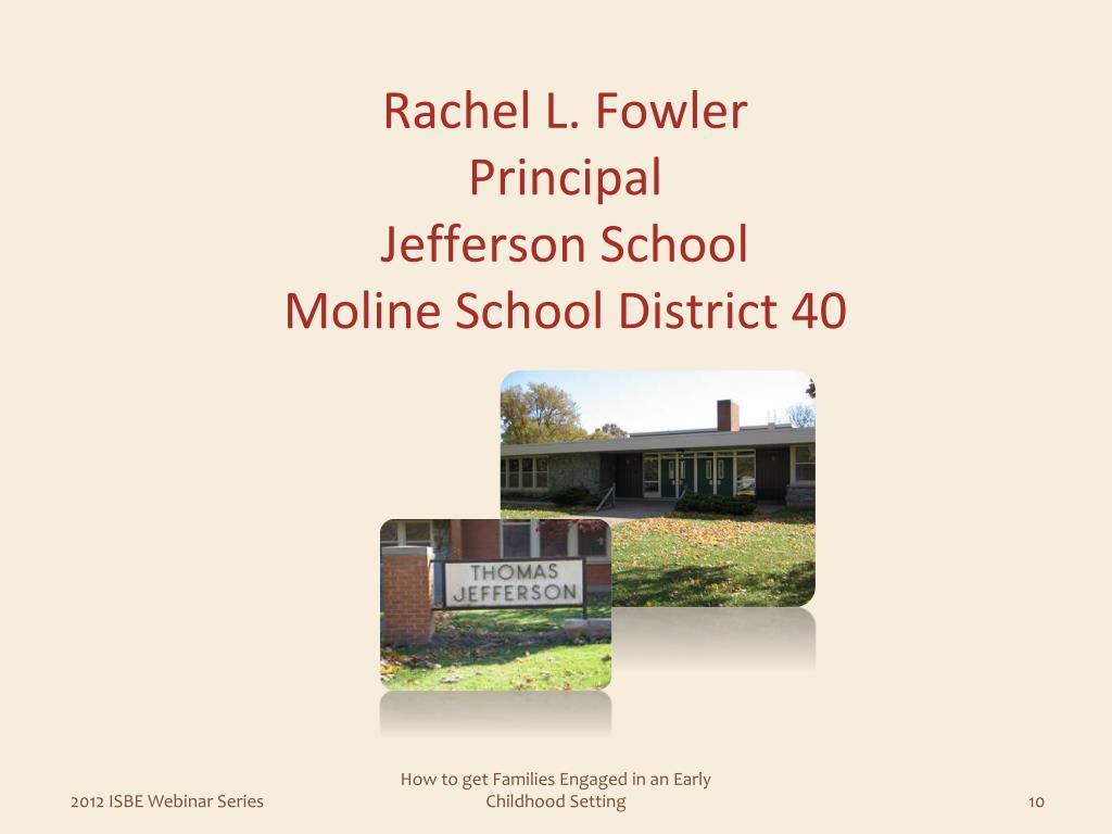 Rachel L. Fowler