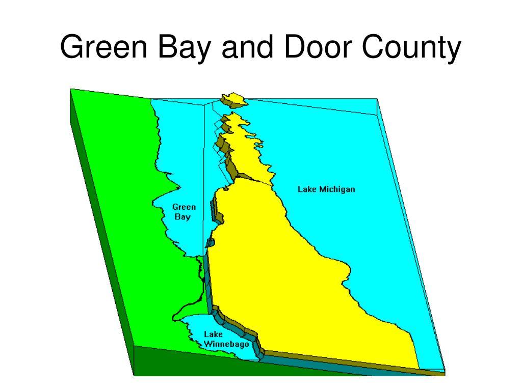 Green Bay and Door County