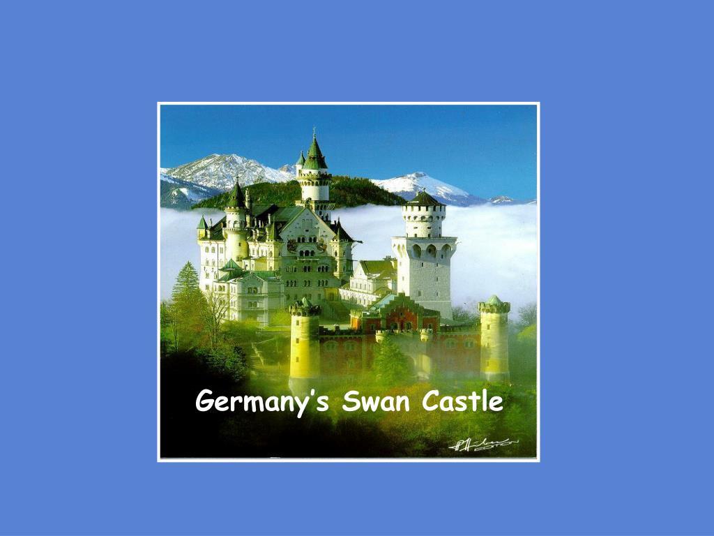 Germany's Swan Castle