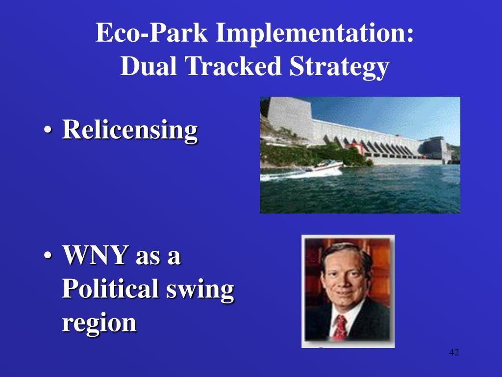 Eco-Park Implementation: