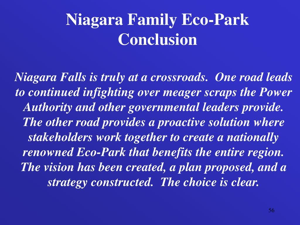 Niagara Family Eco-Park