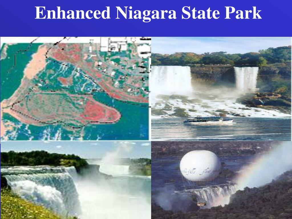 Enhanced Niagara State Park