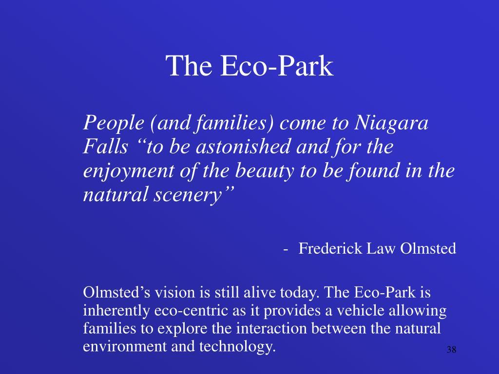 The Eco-Park