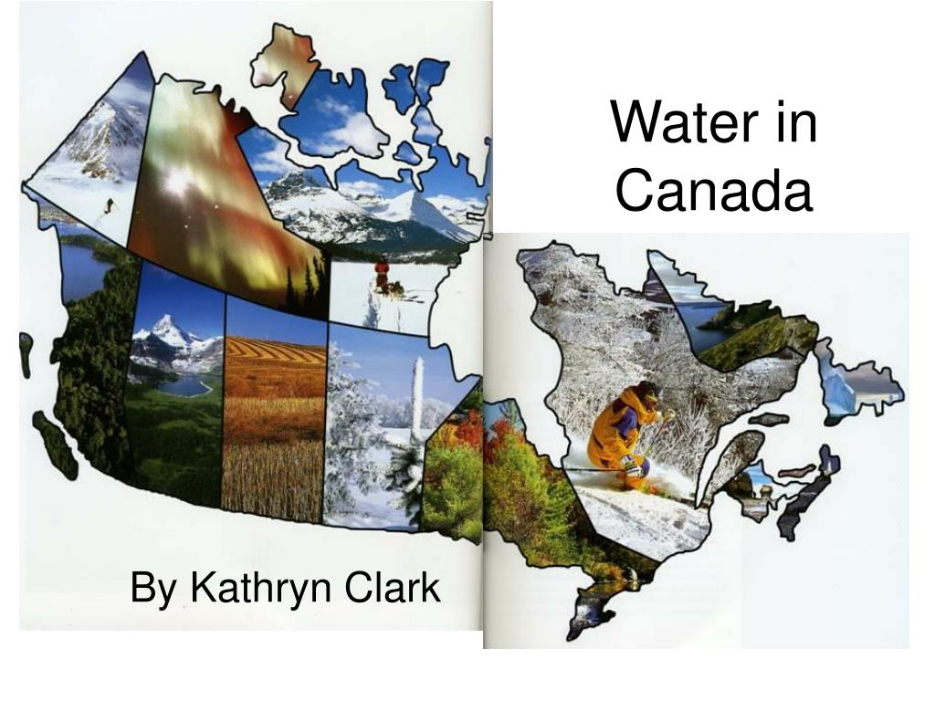Water in Canada