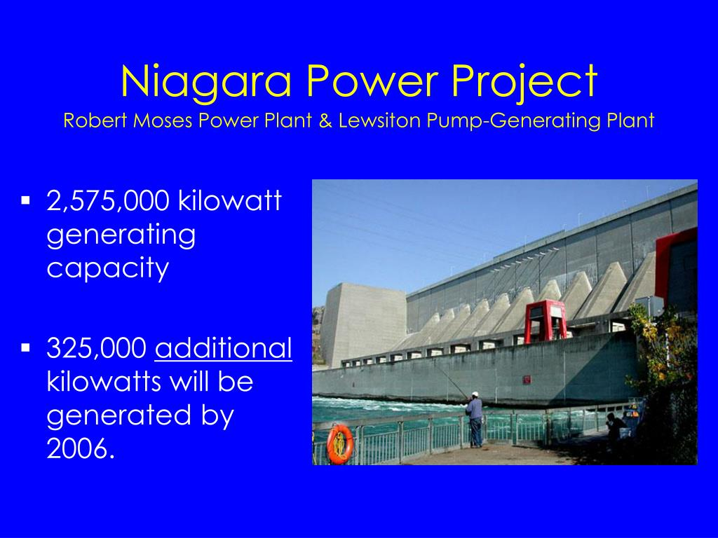 Niagara Power Project