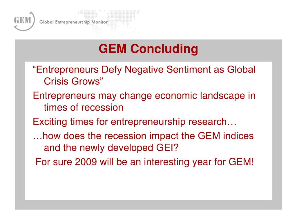 """Entrepreneurs Defy Negative Sentiment as Global Crisis Grows"""