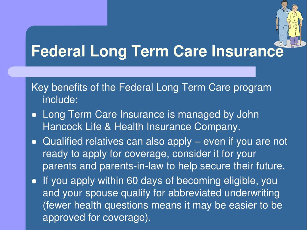 Federal Long Term Care Insurance