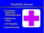 disability income15