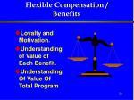 flexible compensation benefits30