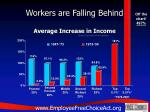 average increase in income