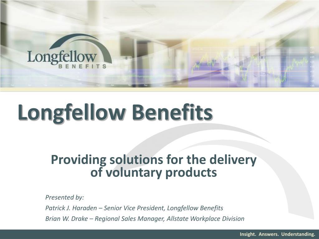 Longfellow Benefits