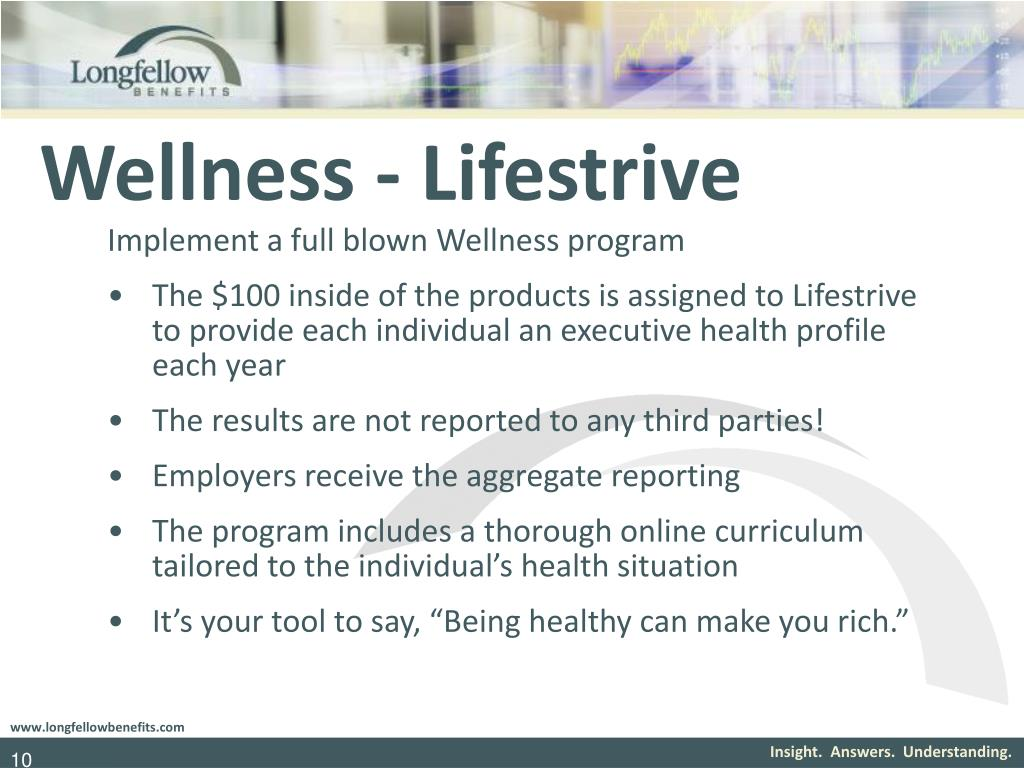 Wellness - Lifestrive