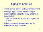 aging of america10