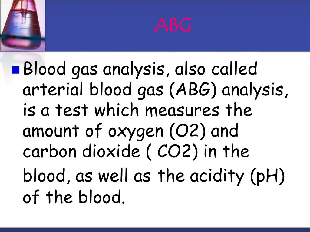blood gas analysis Critical care medicine is one of the newest and most rapidly growing medical specialties surprisingly new, in fact, because critical care medicine is, basically, applying physiologic principles to the care of seriously ill patients, something physicians have been trying to do for centuries modern critical care medicine is.