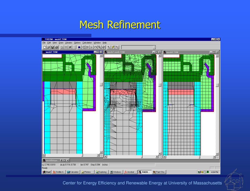 Mesh Refinement