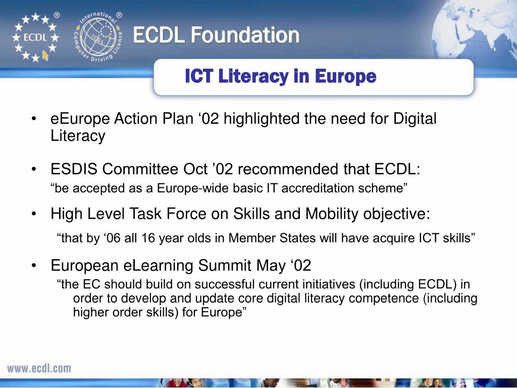 ECDL Foundation