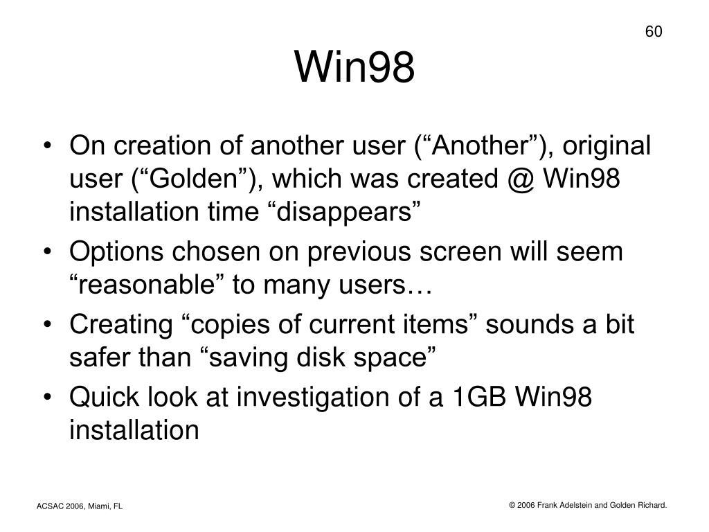 Win98