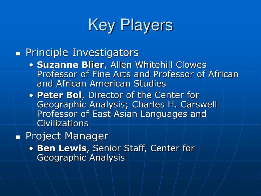 Key Players