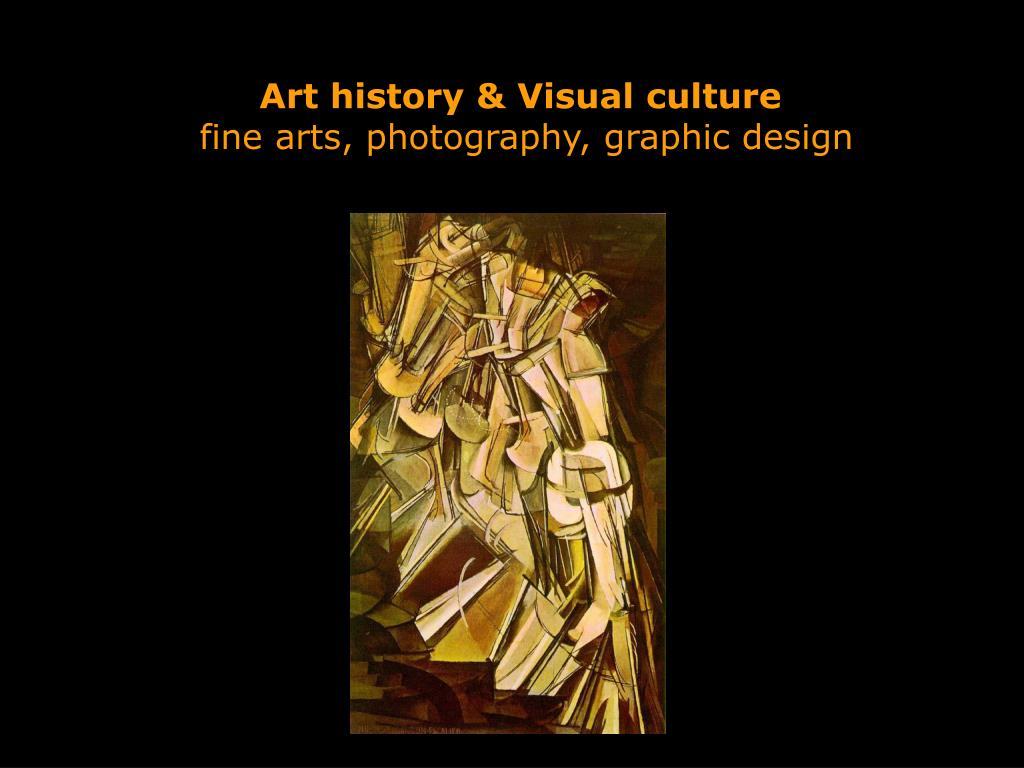 Art history & Visual culture