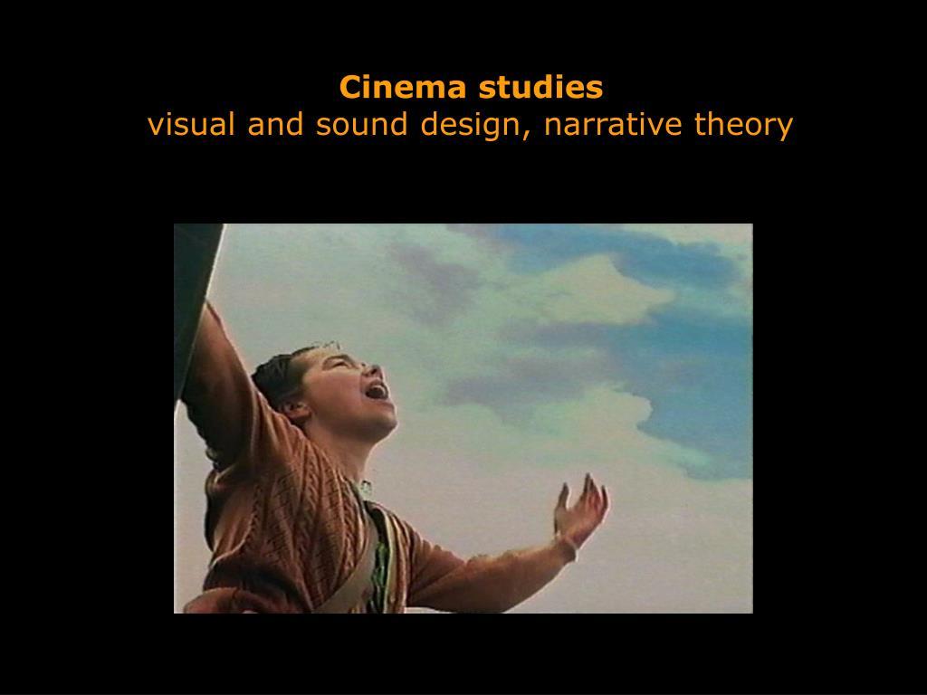 Cinema studies