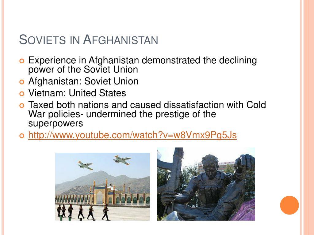 Soviets in Afghanistan