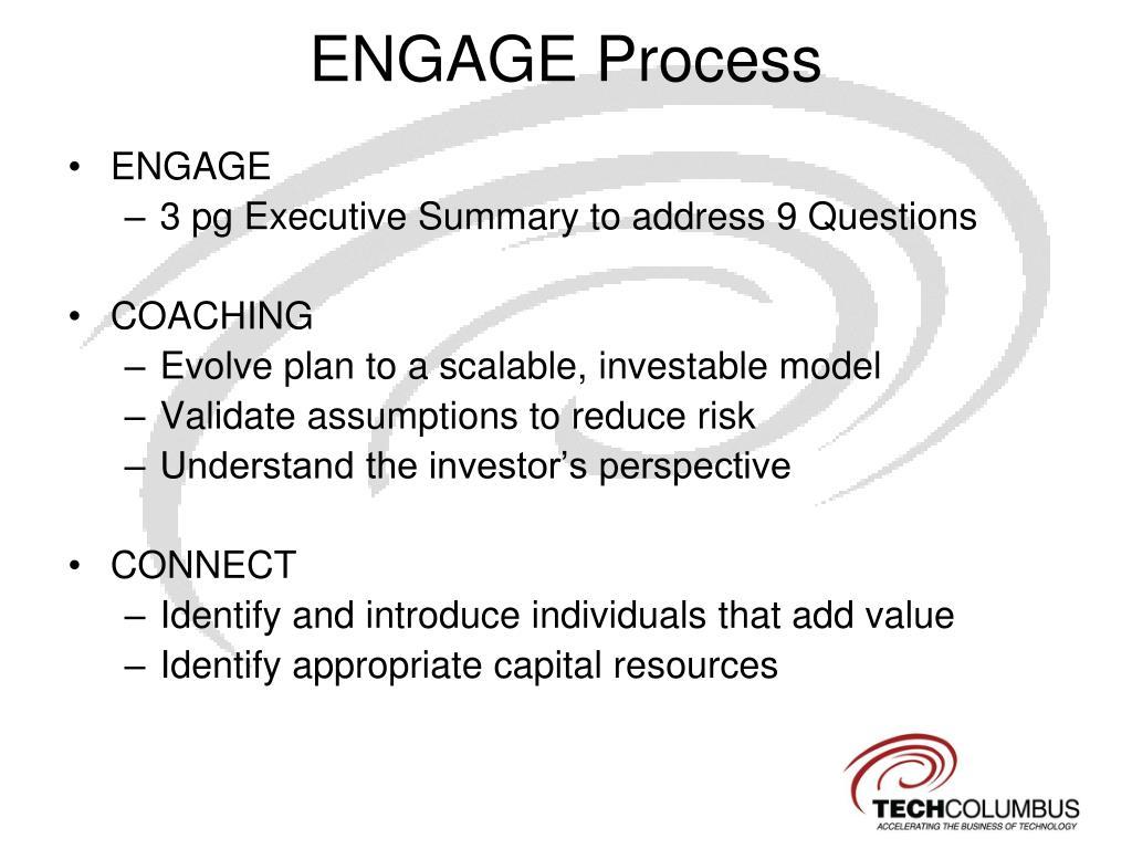 ENGAGE Process