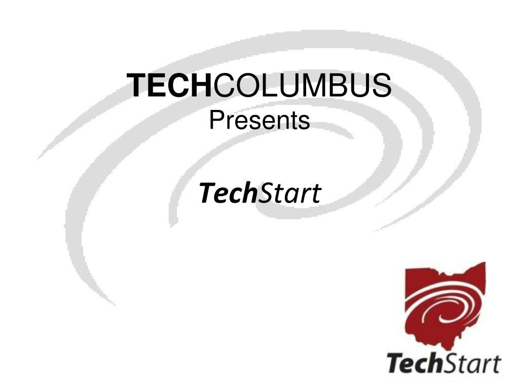 tech columbus presents tech start