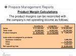 prepare management reports39