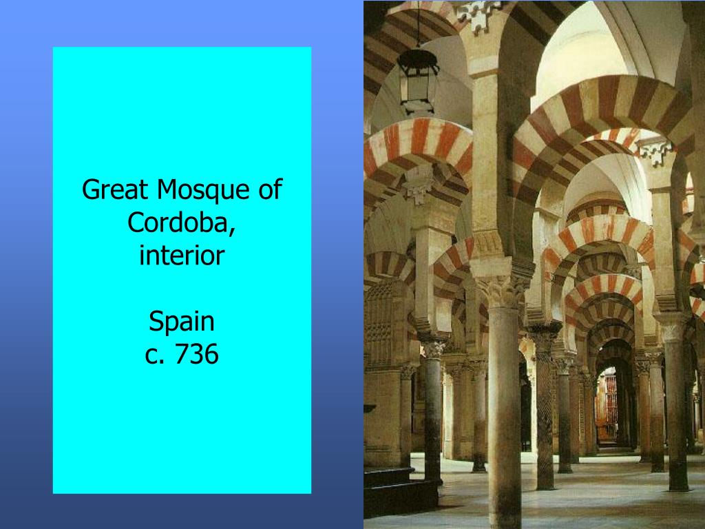Great Mosque of Cordoba,