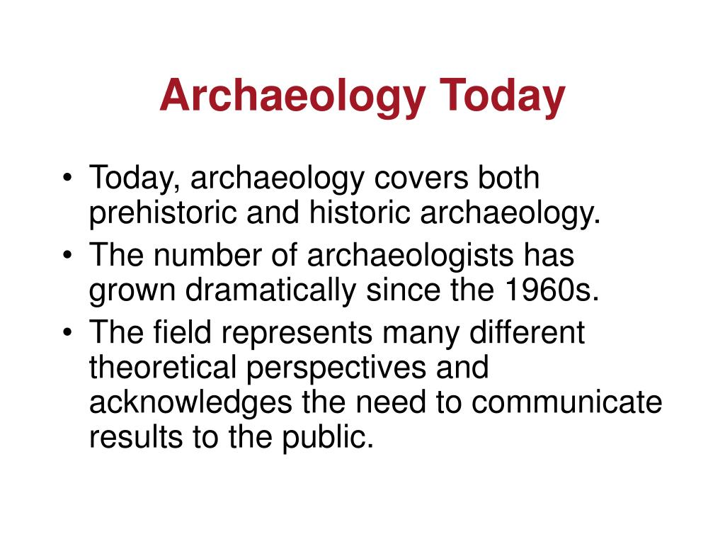 Archaeology Today